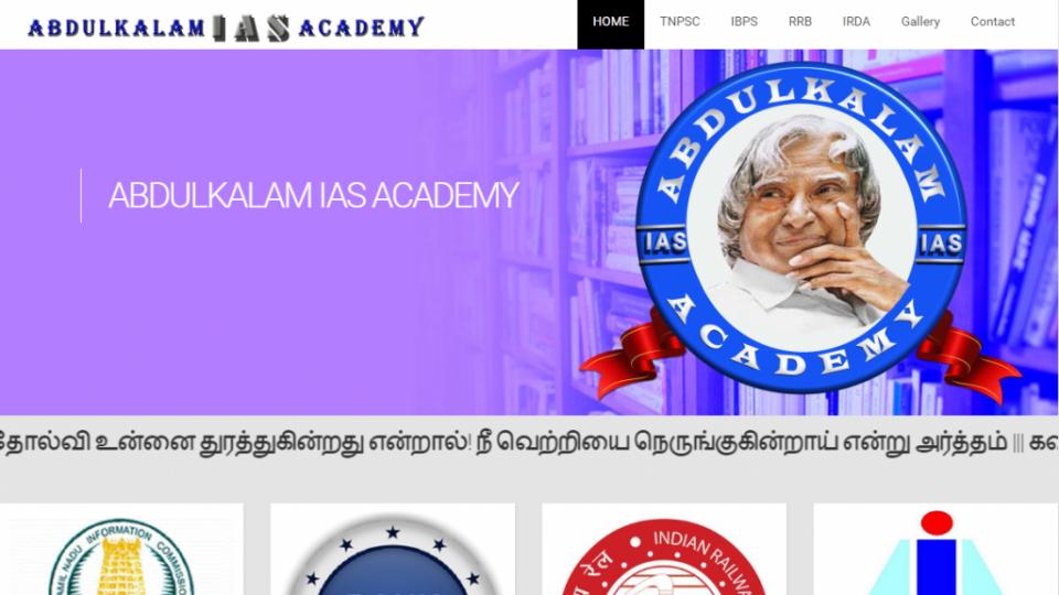 abdulkalam-ias-academy-website-001-proplus-logics