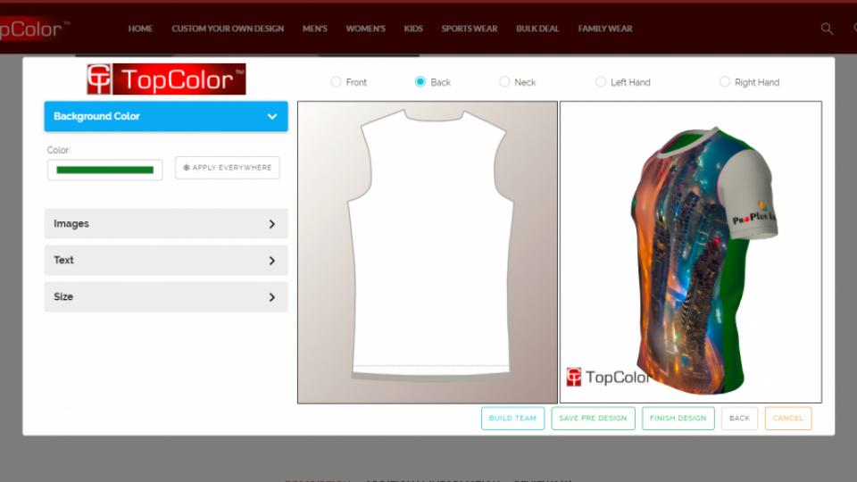 3d_tshirt_design_india_ProPlus_Logics_Portfolio