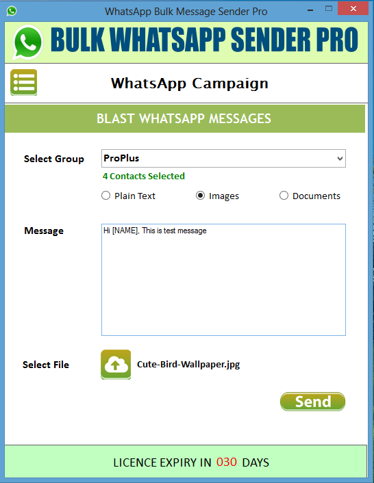 Whatsapp Group Link Promotion