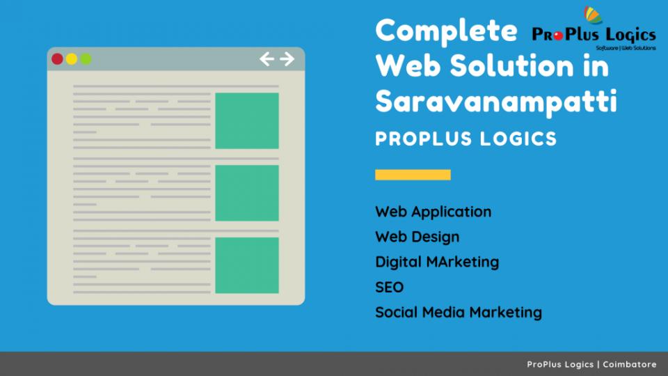 web design saravanampatti