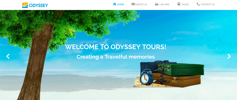 ODYSSEY TOURS
