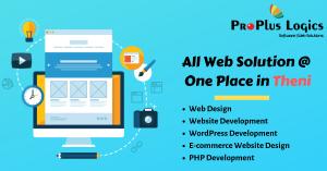 web design company theni