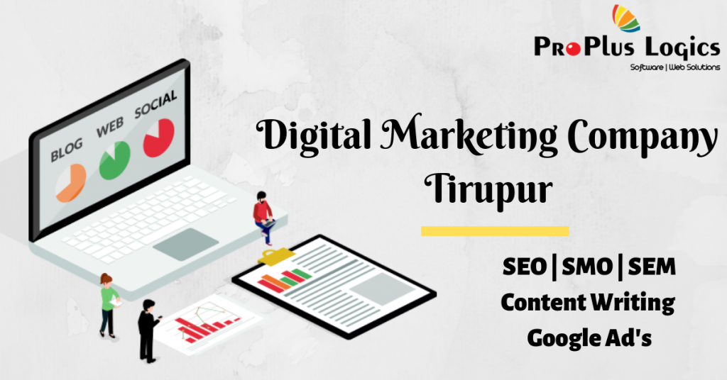 Digital Marketing Company Tirupur