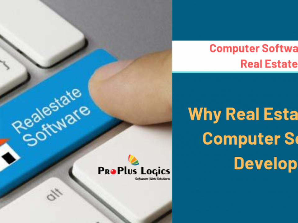 Computer Software for Real Estate