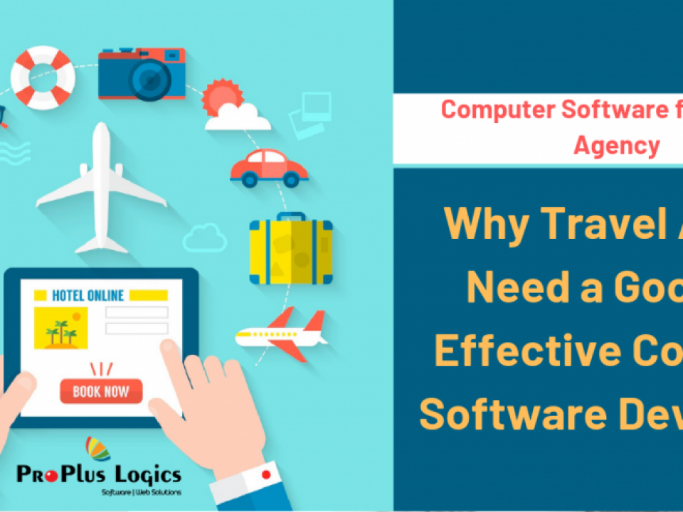 Computer Software for Travel Agency