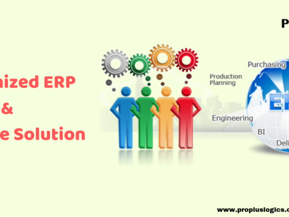 ERP Software Development Company in Coimbatore