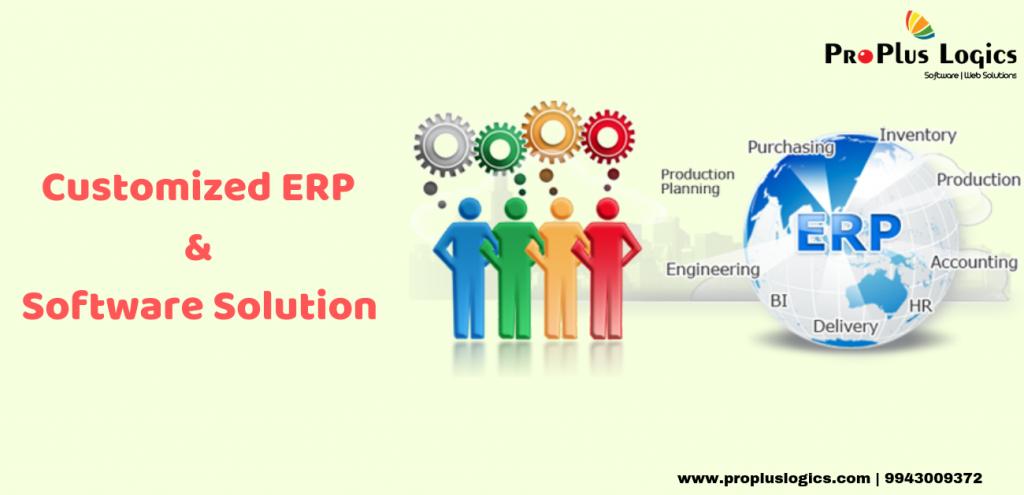 ERP Software Development Company in Coimbatore