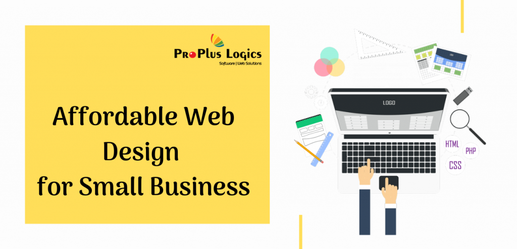 affordable web design for small business