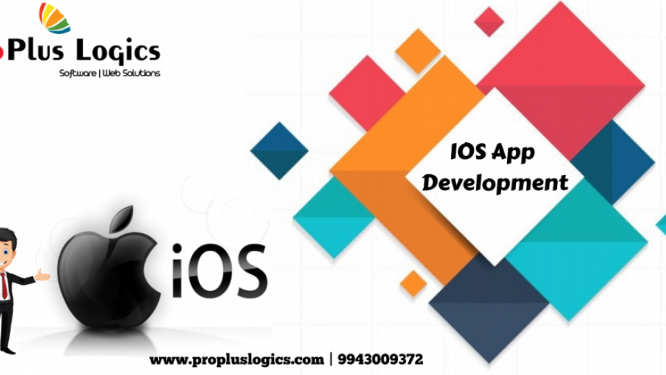 IOS App Development Company in Coimbatore