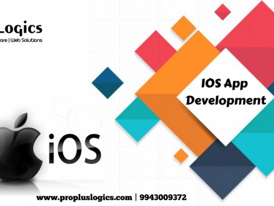 IOS App Development Company in Coimbatore