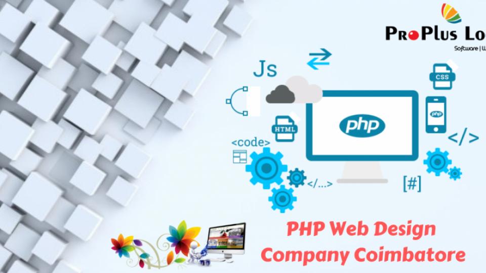 PHP web design company