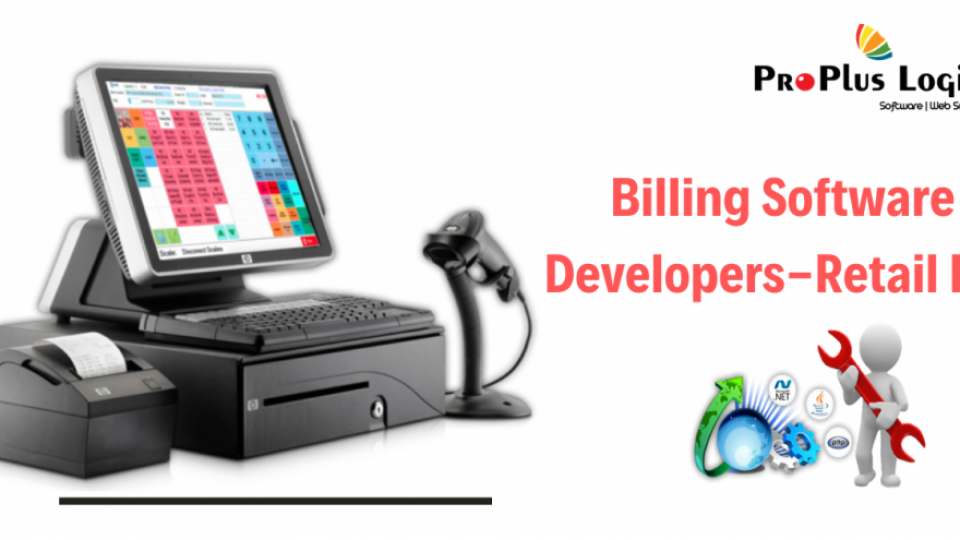 POS Billing Software for Retail