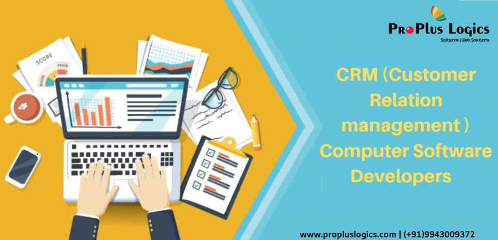 Computer Software Developers For CRM