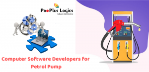 Computer Software Developers for Petrol Pump