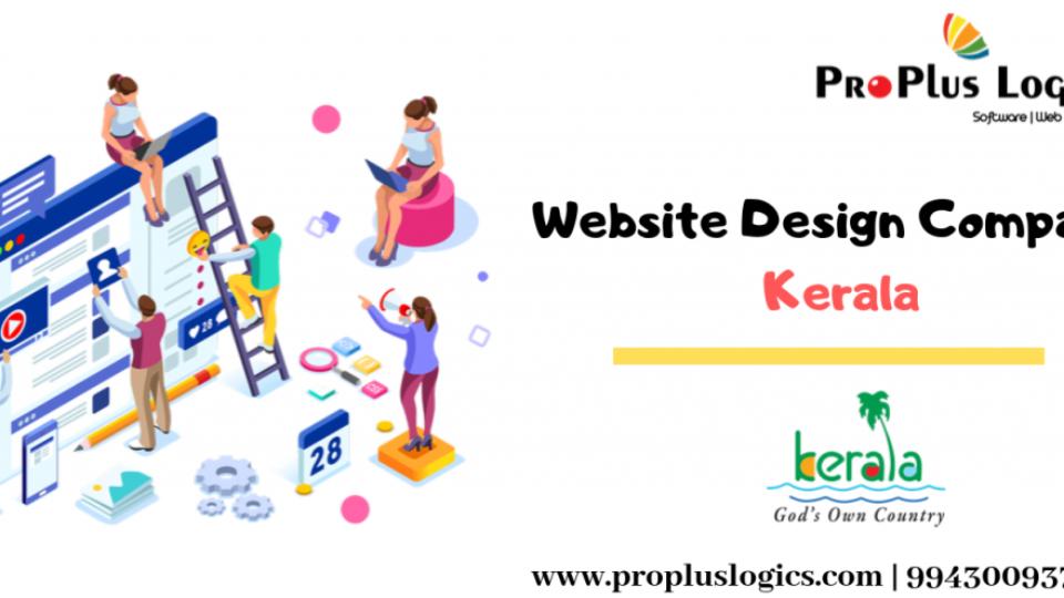 Website designing company kerala