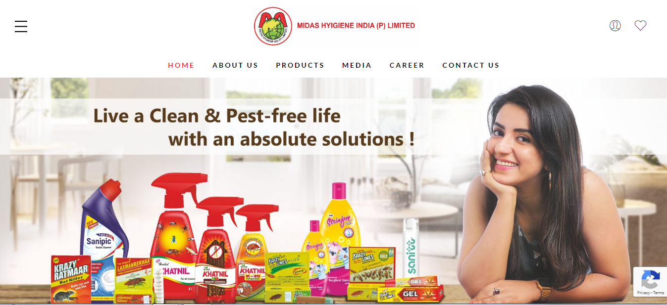 Midas Hygiene India Private Limited